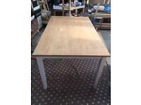 Dining table L151cm W91cm H75