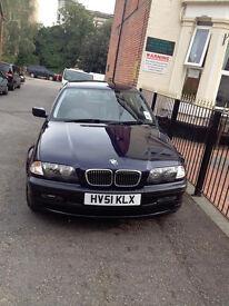BMW 320i Auto petrol 6 cilynders