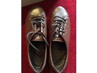 Ecco Ladies Shoes Size 4