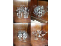House clearance! 75 pieces of glass, mugs, bidons, mug holder.. Students/ party/ flats for rent...