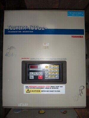 Toshiba Tosvert 130 G2 10hp Variable Speed Drive