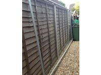 Temporary Fencing Panels - Site security - Used