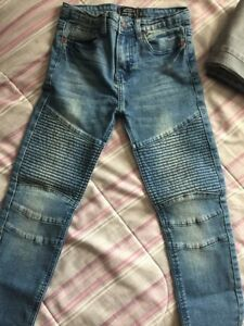 Boy Jeans. 4 for 15.00. Size 8-10