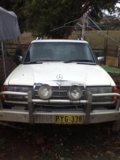 1983 Mercedes-Benz Other Other