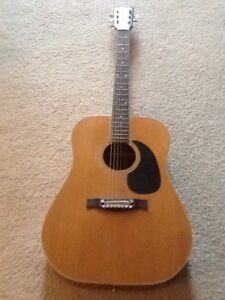 Really Nice Acoustic Guitar $135