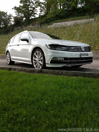 VW Passat B8 2.0 TSI Variant 4MOTION Test
