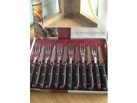 12piece cutlery set