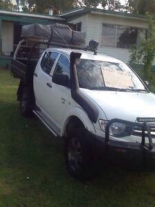 My 11 triton duel cab turbo diesel Delacombe Ballarat City Preview