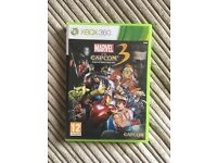 Xbox 360 Marvel vs Capcom Fate Of Two Worlds 3 Game