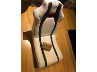 X-rocker gaming chair with 2.0 speakers with all cables