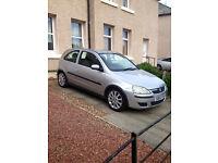 Vauxhall Corsa sri 1.2