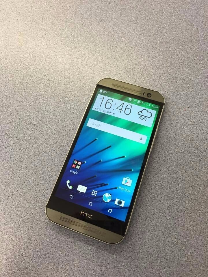 HTC ONE M8 UNLOCKED WITH RECEIPTin Coventry, West MidlandsGumtree - HTC ONE M8 UNLOCKED COSMETIC MARKS TO BACK AND EDGE PHONE AND STANDARD CHARGER ONLY RECEIPT WILL BE PROVIDED TEL 024 76231562 MANY THANKS