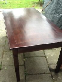 table and 6 chairs REDUCED