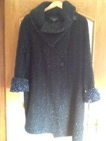 Ladies Paul Costelloe Knitted Jacket