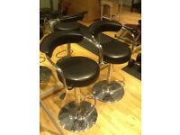 Bar stools (2)