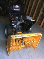 Selling my Snow blower!