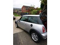 mini one 1.6 54 plate 2004 cheap tax bargain first car project 85k low mileage