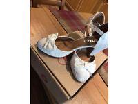 Dress low heel shoes