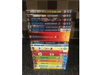 Family Guys DVDs