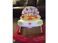 Kiddicare baby walker £8