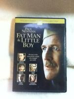 Fat Man & Little Boy – Widescreen DVD