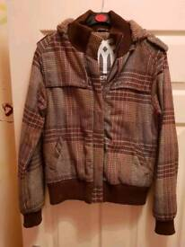 Fenchurch coat size 12