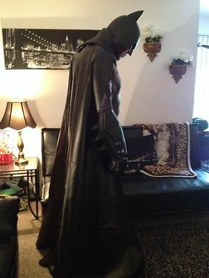 Batman Cape prop for your Batman Costume - Batman Mens Costume