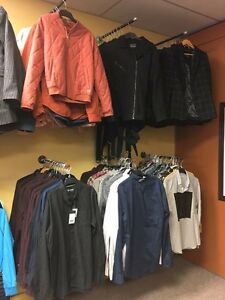 New clothing store