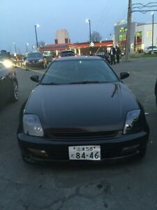 Honda Prelude 97 project car NEGO