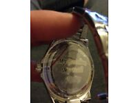 brand new men's my pride my joy watch