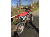 Honda crf 150r big wheel