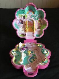 Vintage 1990 Polly Pocket - Garden Surprise aka Pollys Secret Garden