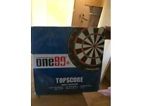 Professional Topscore Dartboards. In boxes never used.