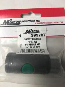 S99787 Milton Heavy Duty 1/4