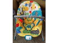 Baby Rocker/ bouncer by Bright Starts