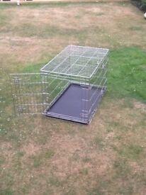 Dog Crate. Medium size.