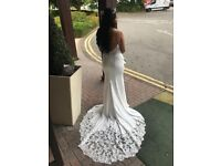 WED2B wedding dress HAYDEN size 12