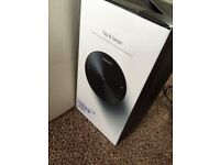 Samsung R1 360 degrees wireless smart sound multi room speaker.