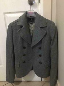 Women's Grey Blazer size 8 (medium)