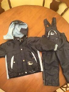 Gusti 2T boys snowsuit