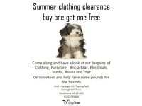 Dogs Trust Maidstone Summer Clothing Clearance