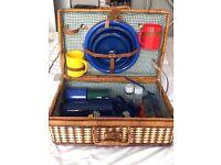 Picnic basket (used)