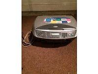 Epson Scanner / Card reader unit (printer doesn't work)