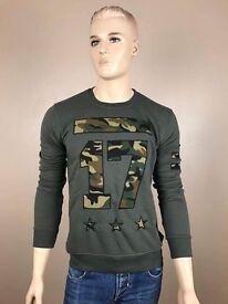 New Givenchy Men's Sweatshirt Sizes: M,L,XL