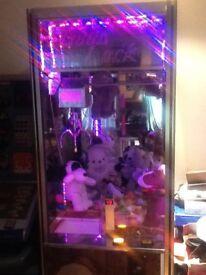 Arcade Retro Teddy Claw machine