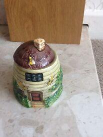 Japanese Honey Pot. Collectors Item