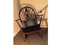 Ercol Vintage rocking Chair