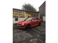 2008 Volvo C30 r sport , full history , diesel , 6 speed , seat ford bmw Vauxhall