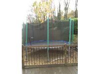 12ft Air King trampoline