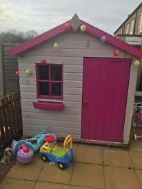 FREE TO COLLECT play house